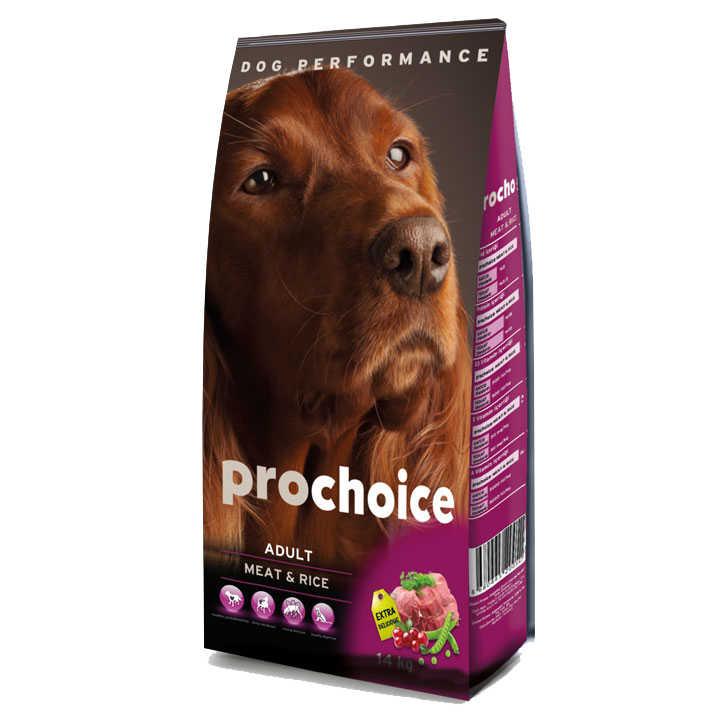 ProChoice Etli Yetişkin Köpek Maması 12 Kg