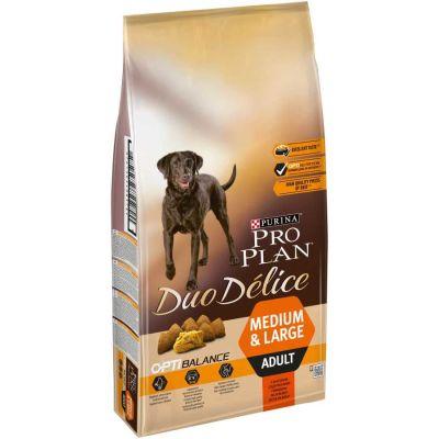 ProPlan - Proplan Duo Delice Taze Parça Etli Yetişkin Köpek Maması 10 Kg