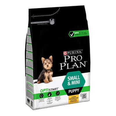 ProPlan - ProPlan Küçük Irk Tavuklu Yavru Köpek Maması 3 Kg
