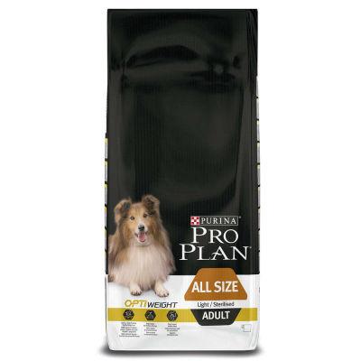 ProPlan - ProPlan Light Tavuklu Pirinçli Yetişkin Kuru Köpek Maması 14 kg