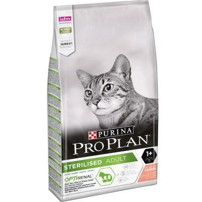 ProPlan - ProPlan Somon Balıklı Kısırlaştırılmış Kuru Kedi Maması 3 Kg