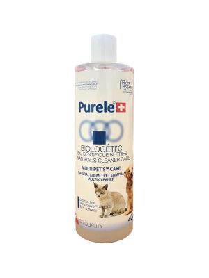 Purele - Purele Biologetic Kremli Kedi Köpek Şampuanı 400 ml