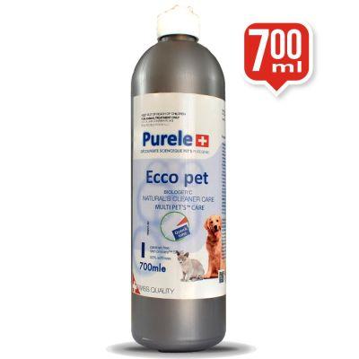 Purele - Purele Ecco Pet Care Kedi Köpek Şampuanı 700 ml
