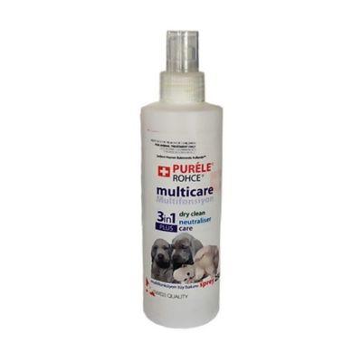 Purele - Purele Multicare 3in1 Kedi Köpek Tüy Bakım Spreyi 250 ml