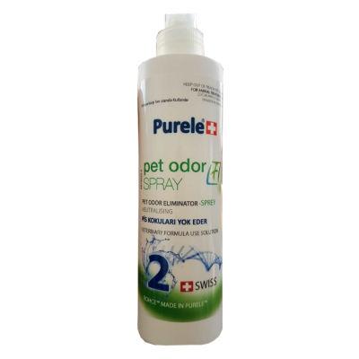 Purele - Purele Pet Odor Kötü Koku Giderici Sprey 250 ml