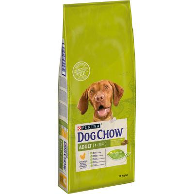 Purina - Purina Dog Chow Tavuklu Yetişkin Köpek Maması 14 Kg