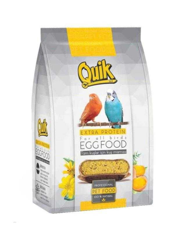 Quik Kondisyon Artırıcı Kuş Maması 100 gr
