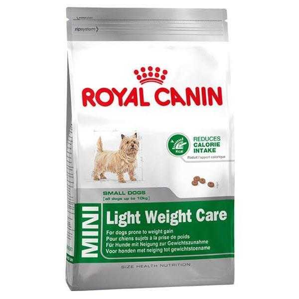 Royal Canin Küçük Irk Light Köpek Maması 4 Kg