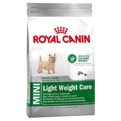 Royal Canin - Royal Canin Küçük Irk Light Köpek Maması 4 Kg
