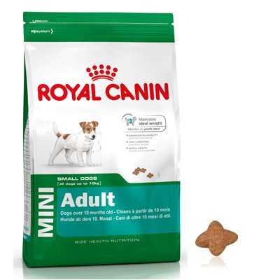 Royal Canin - Royal Canin Mini Adult Küçük Irk Köpek Maması 8 Kg