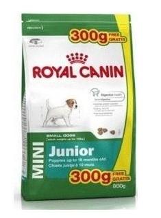 Royal Canin - Royal Canin Mini Junior Köpek Maması 500+300gr