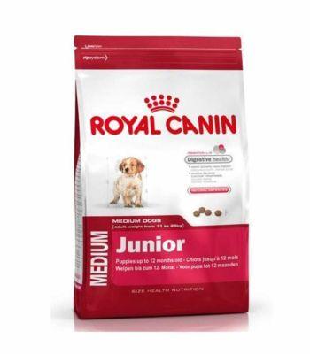 Royal Canin - Royal Canin Medium Junior Orta Irk Yavru Kuru Köpek Maması 10 Kg