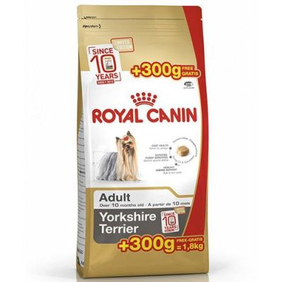 Royal Canin - Royal Canin Yorkshire Terrier Köpek Maması 1,5Kg + 300 GR BONUS