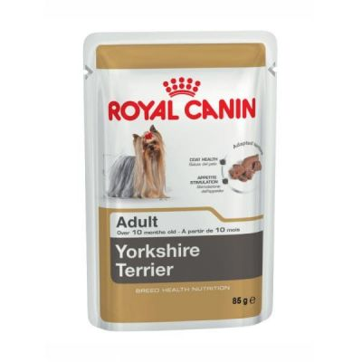 Royal Canin - Royal Canin Yorkshire Terrier Yetişkin Köpek Konservesi 85 Gr