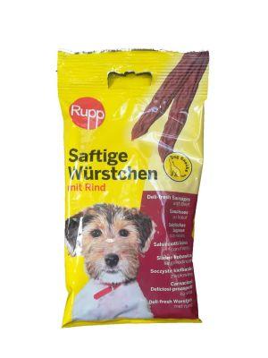 Diğer - Rupp Rind Sausages Biftekli Sosis Köpek Ödülü 70 Gr