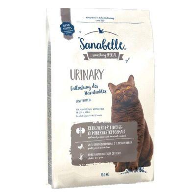 Sanabelle - Sanabelle Urinary İdrar Yolu Problemli Kediler İçin Mama 10 Kg