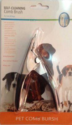 Diğer - Self Cleaning Kedi-Köpek Giyotinli Tırnak Makası