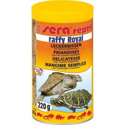 Sera - Sera Raffy Royal Kaplumbağa Yemi 1000 Ml