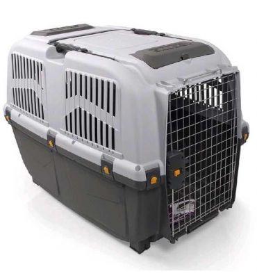 Diğer - Bracco Skudo 4 Prestige Büyük Köpek Taşıma Kabı