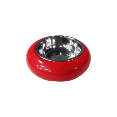 Stefanplast - Stefanplast Tyre Çelik Mama-Su Kabı 11 Cm