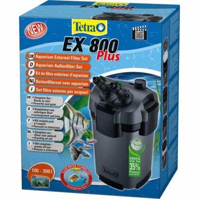 Tetra - Tetra Ex 800 Plus Akvaryum Dış Filtre 800 Lt/S