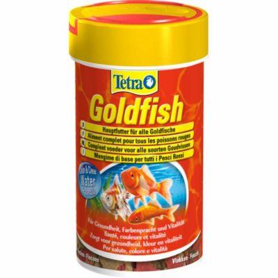 Tetra - Tetra GoldFish Balık Yemi 1000ml / 200 Gr