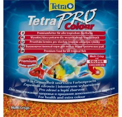Tetra - Tetra Pro Colour Cips 12 gr