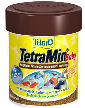 Tetra - Tetra Tetramin Baby 66 ml