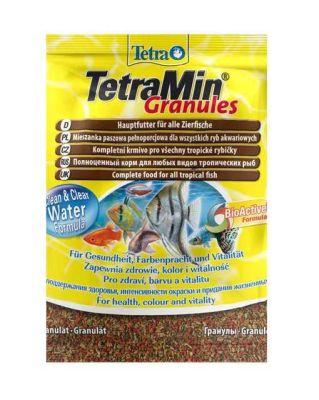 Tetra - Tetra Tetramin Granules 15 Gr