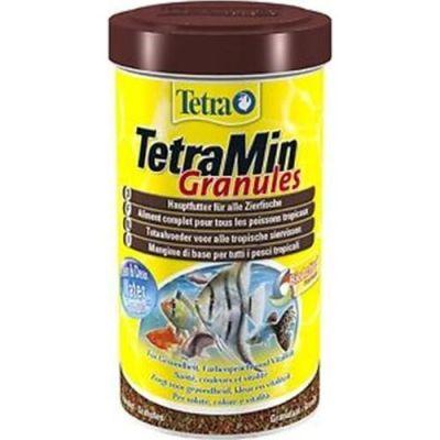 Tetra - Tetra TetraMin Granules Granül Balık Yemi 250 Ml