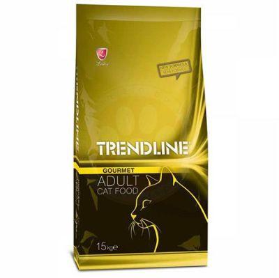 Trendline - Trendline Gourmet Kedi Maması 15 kg